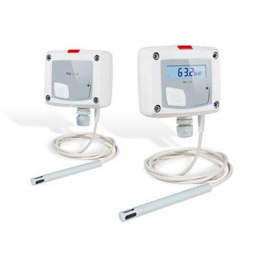 Transmisores de temperatura y humedad relativa TH 110