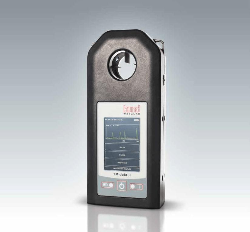 Monitores de polvo Móvil TM Data II