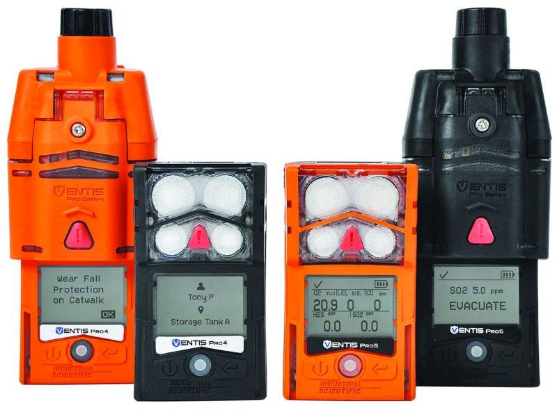 Alquiler de detectores de gases