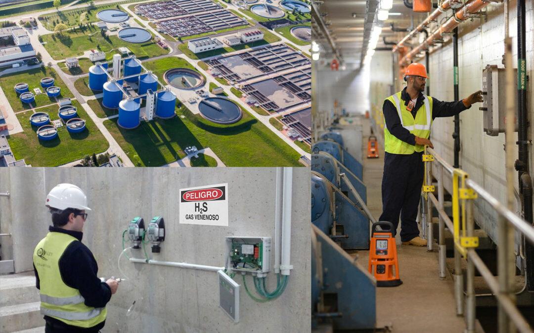 Programa Economy para la seguridad laboral en la gestión del agua