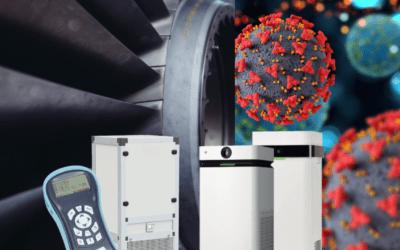 Recomendaciones sobre la calidad del aire en interiores para prevención de propagación del SARS-COV-2