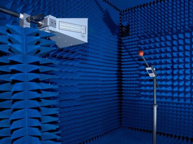 Calibración de equipos de acústica
